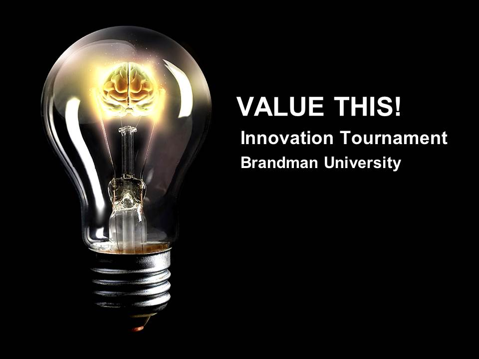 Innovation Tournament